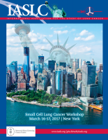 SMALL CELL LUNG CANCER WORKSHOP @ New York City, USA