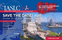 18TH WORLD CONFERENCE ON LUNG CANCER - WCLC 2017 @ Yokohama, Japan